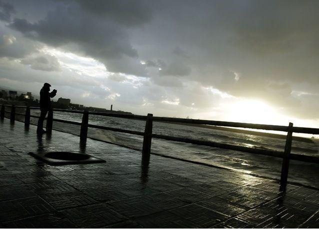 بالصور : ثلوج وأمطار وفيضانات تجتاح لبنان