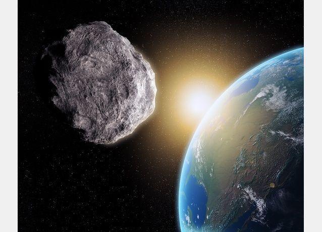 كويكب كبير يمر قرب الأرض الشهر القادم