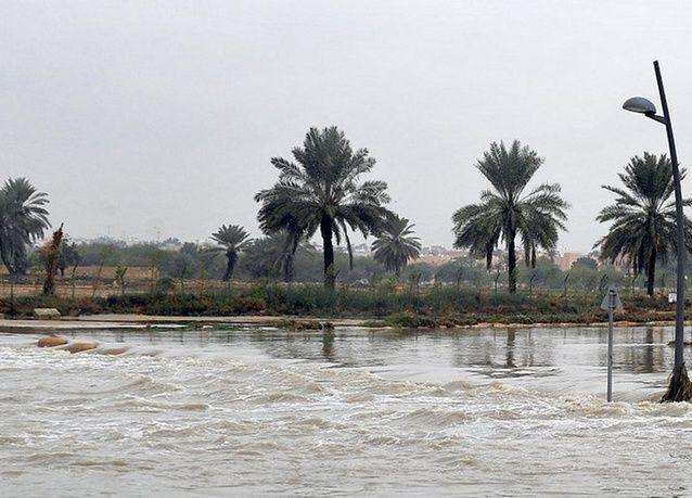 الدفاع المدني السعودي يتوقع أمطاراً غزيرة في المدينة المنورة ويحذر منها