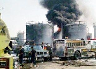 السعودية:  حريق في مصنع في الجبيل ومصرع ستة أشخاص