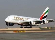 طيران الإمارات تحتل المركز الرابع في اسرع طاقة استيعابية للركاب