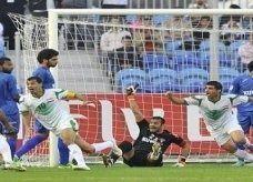 العراق يهزم الكويت لأول مرة منذ 25 عاما في كأس الخليج