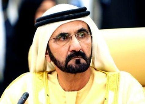 حاكم دبي محمد بن راشد يبلغ أوائل الثانـوية بنتائجهم باتصال هاتفي