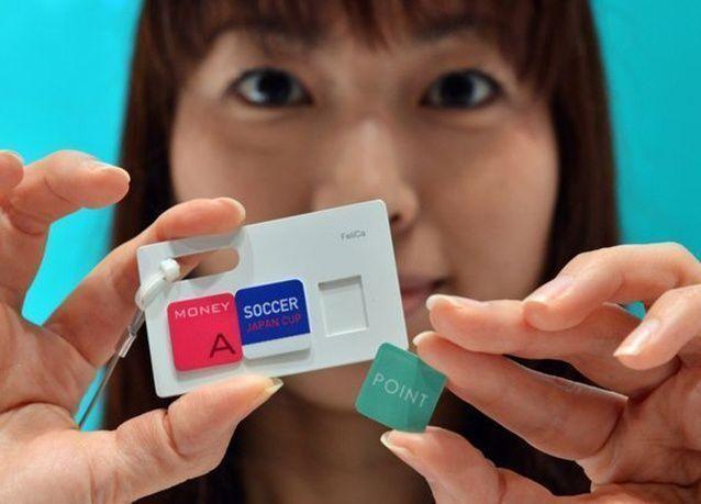 بالصور : سوني تعلن عن أساور وخواتم ذكية للدفع والمعاملات البنكية المختلفة