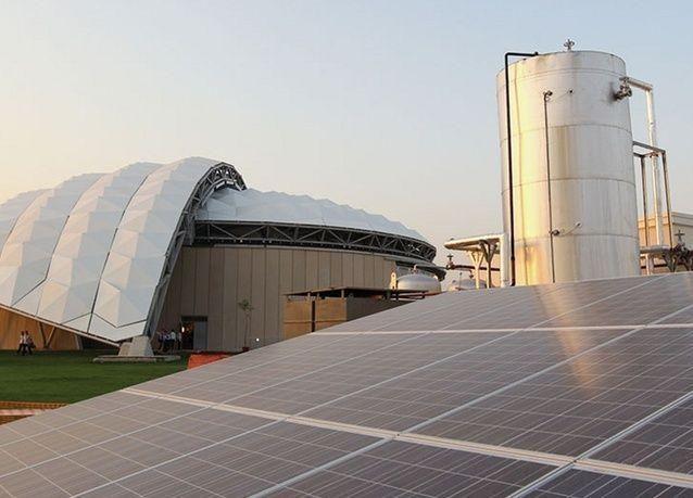 الإمارات تتقدم 9 مراكز في الطاقة المستدامة