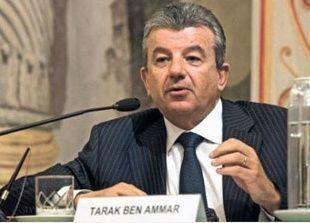 بن عمار يبدأ بإنشاء مجموعة إعلامية عربية
