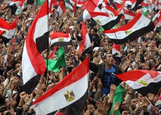 حبس الناشط المصري احمد ماهر أحد مؤسسي حركة 6 ابريل لاتهامه بالتجمهر