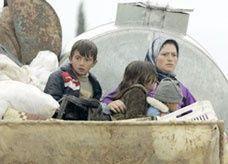 الحرب الأهلية تندلع في سوريا وفقا للصليب الأحمر