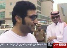 """السعودية تفرج عن خالد الجهني الذي يلقب بـ """"أشجع رجل في السعودية"""""""