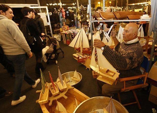 بالصور : سوق الحرف في بيروت