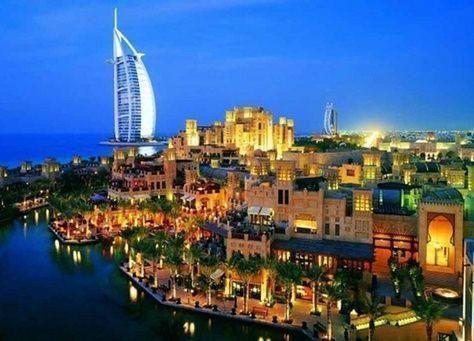 بورصة دبي بأعلى مستوياتها منذ 34 شهر
