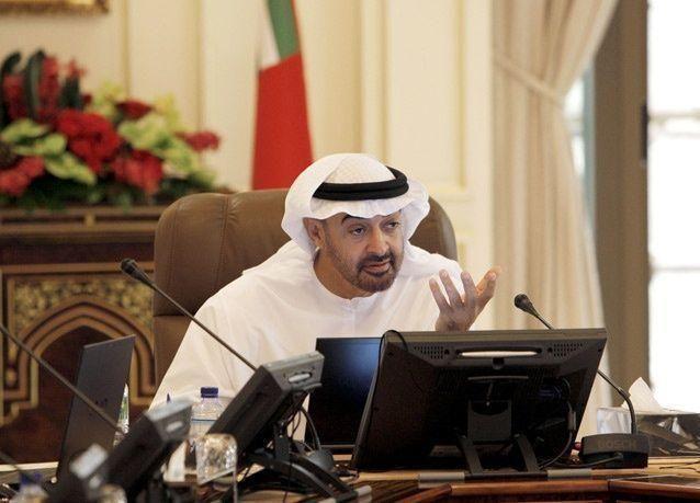 محمد بن زايد أقوى شخصية عربية لعام 2014  في قطاعي السياحة والثقافة