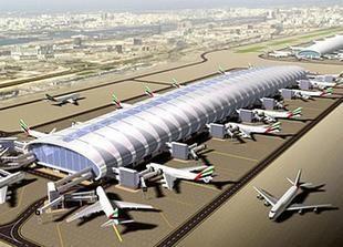 4.9 مليون مسافر عبر مطار دبي في أكتوبر بنمو 14.3 %