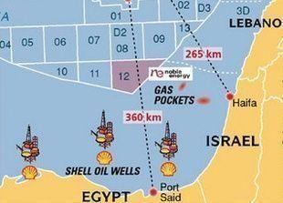 اتفاق إسرائيل وقبرص واليونان على مد خط غاز إلى كريت يمر بالمياه المصرية