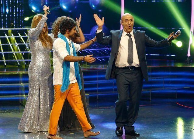 فوز الممثل عمايري بمسابقة إم بي سي وتبرعه بجائزتها لجمعية أطفال