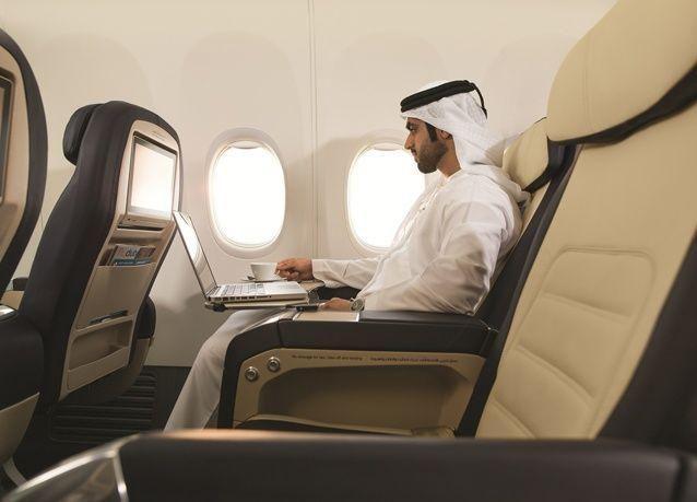 """""""فلاي دبي"""" تستعد لتقديم خدمات متكاملة لمسافري درجة رجال الأعمال"""