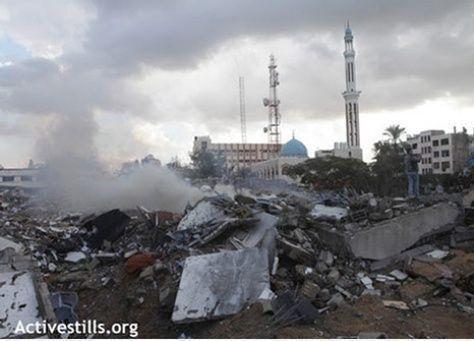 مصر تطلق مبادرة لوقف إطلاق النار وحماس ترفضها