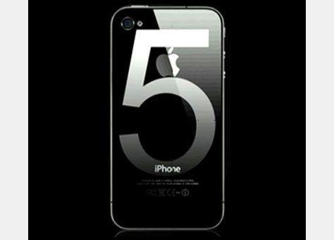 """آي فون 5 يرفع سهم """"أبل"""" لمستوى قياسي"""