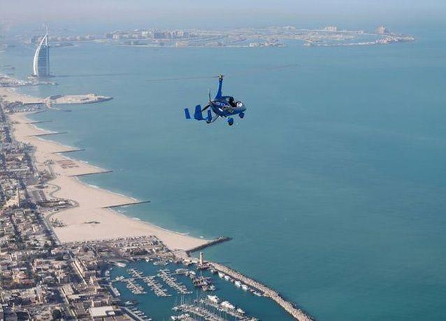 بالصور : مناطيد هوائية تزين سماء دبي ضمن بطولة العالم للرياضات الجوية العالمية