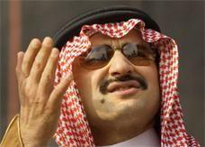 """الأمير الوليد بن طلال آل سعود  قد يبيع اصوله الغربية:"""" كل شيء وارد"""""""
