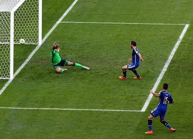 غياب الأهداف وحضور الاثارة في الشوط الأول لنهائي كأس العالم