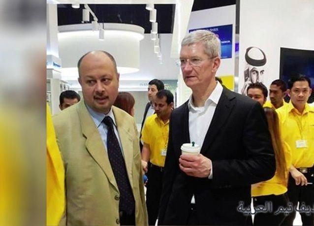هل ستفتتح شركة أبل متجرها في برج خليفة؟