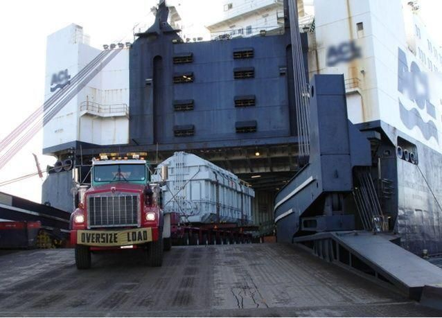 مصر تدرس فرض رسوم إغراق على واردات البلاد من الحديد التركي