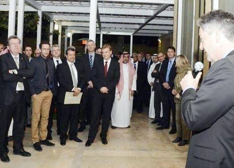 مشاركة ألمانية كبيرة في  المعرض السعودي للطباعة والتغليف والبلاستيك والبتروكيماويات