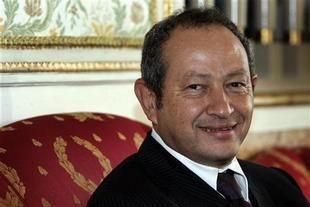 ساويرس يعرض ضخ 3 مليار يورو لتنشيط تيلكوم إيطاليا