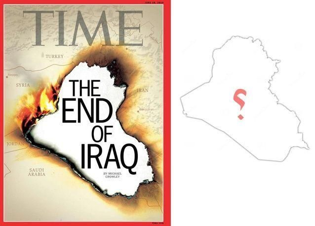 مساعي لتقسيم العراق وسوريا تدخل حيز التنفيذ