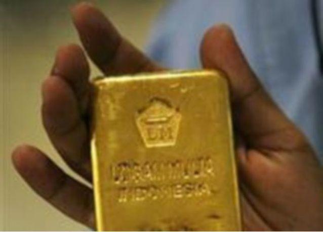 الذهب يرتفع بدعم من هبوط الأسهم وتصاعد التوتر في الشرق الأوسط