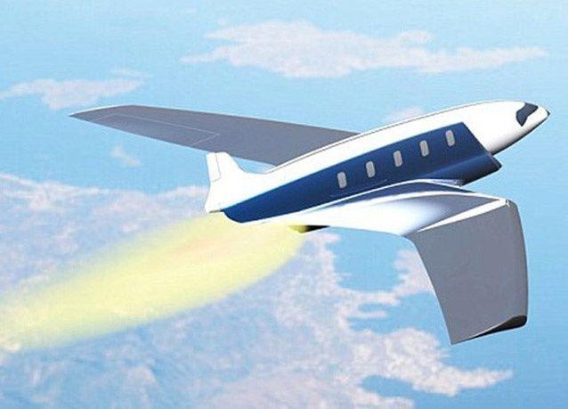 بالصور : أسرع طائرة بالعالم .. تسافر من لندن إلى نيويورك في 11 دقيقة