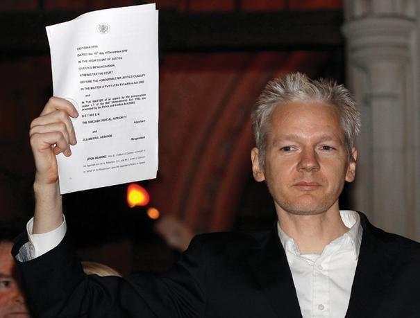 ويكيليكس سينشر مليون وثيقة سرية في 2013