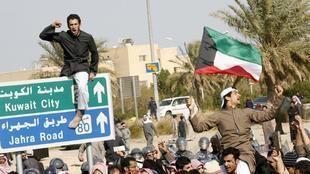 16 ألف من البدون مزدوجي بين الكويت والسعودية