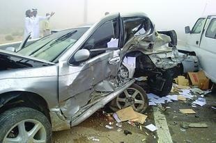 330 حادثاً من الصباح حتى الظهيرة: شرطة دبي تحذر مستخدمي الطرق من تقلبات الطقس وتداعياتها