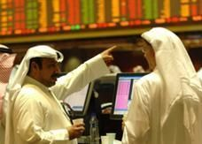 تباين أداء المؤشرات الخليجية والكويتي يتأثر بوفاة الخرافي
