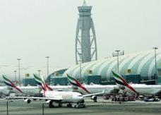 5.8% نمو حركة الركاب بمطار دبي في مارس