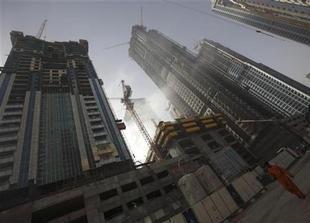 دبي للعقارات تنفق مليار درهم لاستكمال مشاريع في 2011