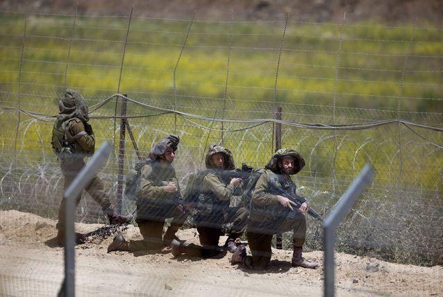 أسر جندي اسرائيلي في عملية مزارع شبعا