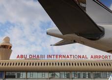 مطار أبوظبي يستقبل 5.7 مليون مسافر خلال 6 أشهر