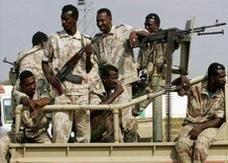 اشتباكات بين  شمال وجنوب السودان في منطقة حدودية