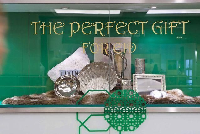 بالصور: مراكز التسوق في دبي تحتفل بعيد الفطر السعيد