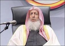 مفتي السعودية يهاجم المشككين بصحة دخول العيد
