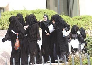 """23% من المبتعثين السعوديين إلى الخارج """"إناث"""""""