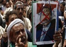 الرئيس اليمني يفوض نائبه للتوقيع على المبادرة الخليجية