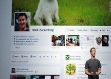 """فيسبوك يعلن عن خاصية  """"تايم لاين"""" في مؤتمره السنوي"""