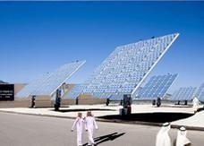 دبي تعتزم بناء محطة كهرباء كبيرة تعمل بالطاقة الشمسية