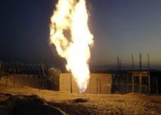 انفجار في خط تصدير الغاز المصري إلى إسرائيل