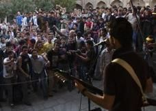 حفل لموسيقا الروك لأول مرة منذ 30 عاما في أفغانستان