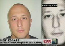 سويسرا: فرار رئيس عصابة النمر الوردي التي سطت على مركز وافي في دبي